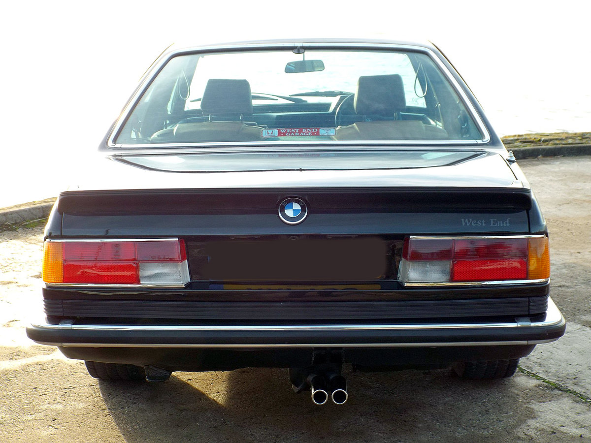 1986 Classic Bmw GT For Sale (picture 4 of 6)