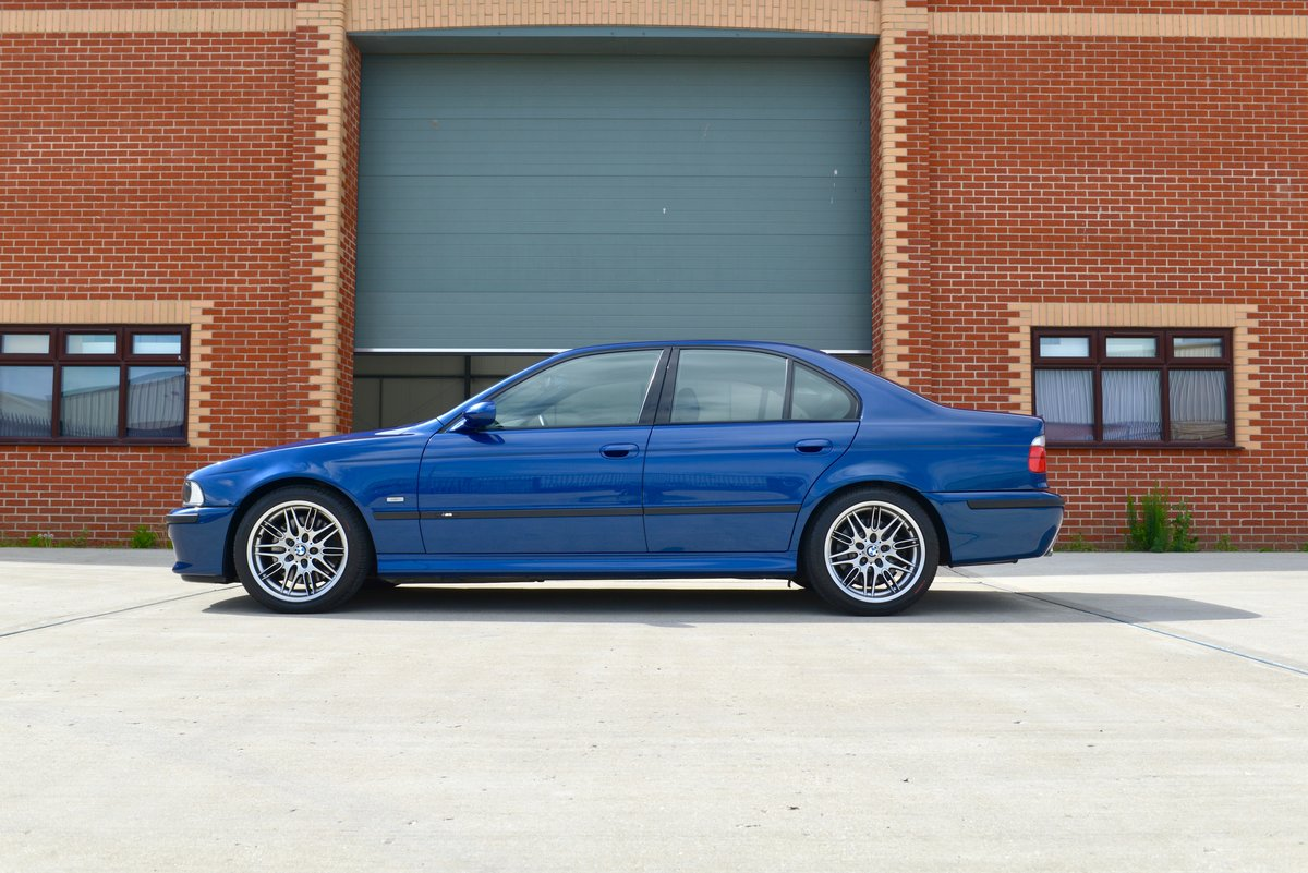 1999 BMW M5 (E39) - only 16,000 miles For Sale (picture 1 of 6)