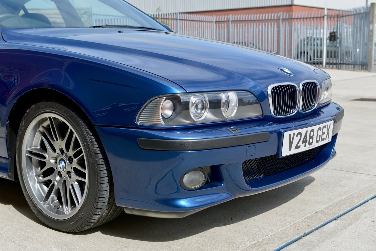 1999 BMW M5 (E39) - only 16,000 miles For Sale (picture 3 of 6)
