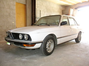 BMW (E12) 518 (1980) SINGLE OWNER For Sale