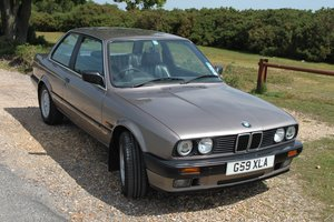 1989 BMW 318i Saloon Auto For Sale by Auction