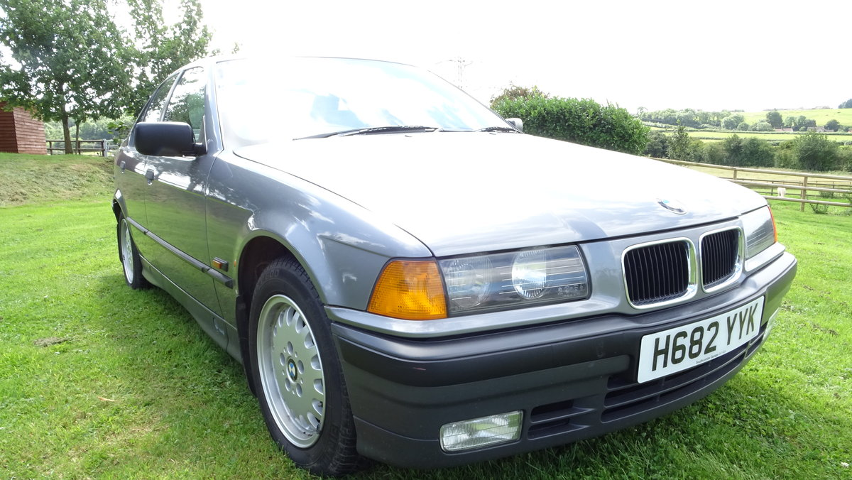 1991 One of the best BMW 325is available - Low Mileage! For Sale (picture 1 of 6)