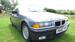 One of the best BMW 325is available - Low Mileage!