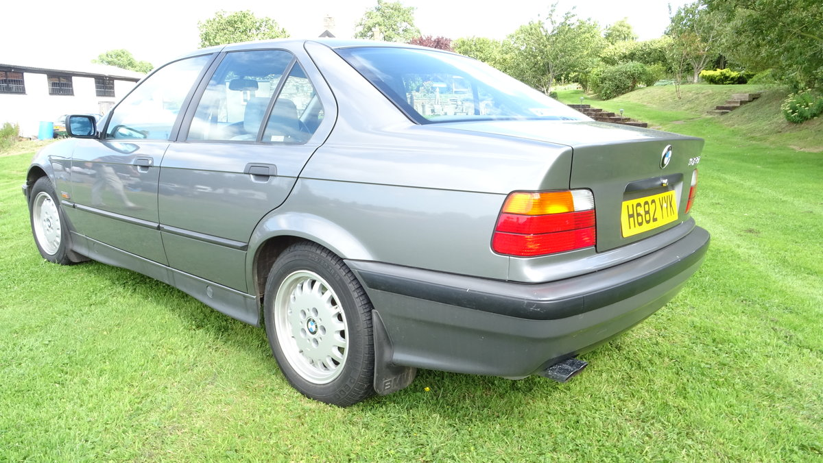 1991 One of the best BMW 325is available - Low Mileage! For Sale (picture 4 of 6)