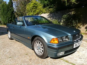 1997 BMW E36 328I Manual 12 months MOT For Sale