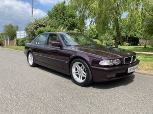 2001 BMW 728i Sport Individual ONLY 41000 MILES For Sale