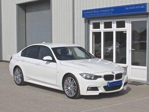 2015 3 Series 2.0 320d BluePerformance M Sport (s/s) 4dr For Sale
