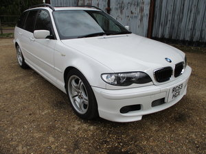 Picture of 2003 BMW 325 M Sport Touring Auto E46 Model SOLD
