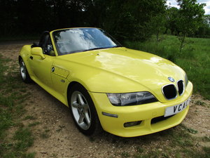 2000 BMW Z3 2.0 Roaster Auto Very low miles For Sale