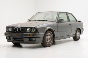 BMW 320IS E30 1988 BARNFIND