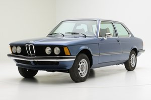 BMW E21 320I 1977 For Sale by Auction