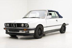 BMW 320I E30 CABRIO 1987