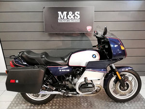 1993 BMW R100RS SOLD