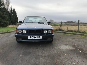 1996 BMW 5 Series E34 525i SE