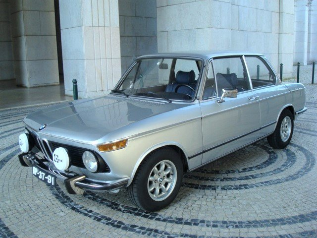 1974 BMW 2002 tii For Sale (picture 1 of 6)