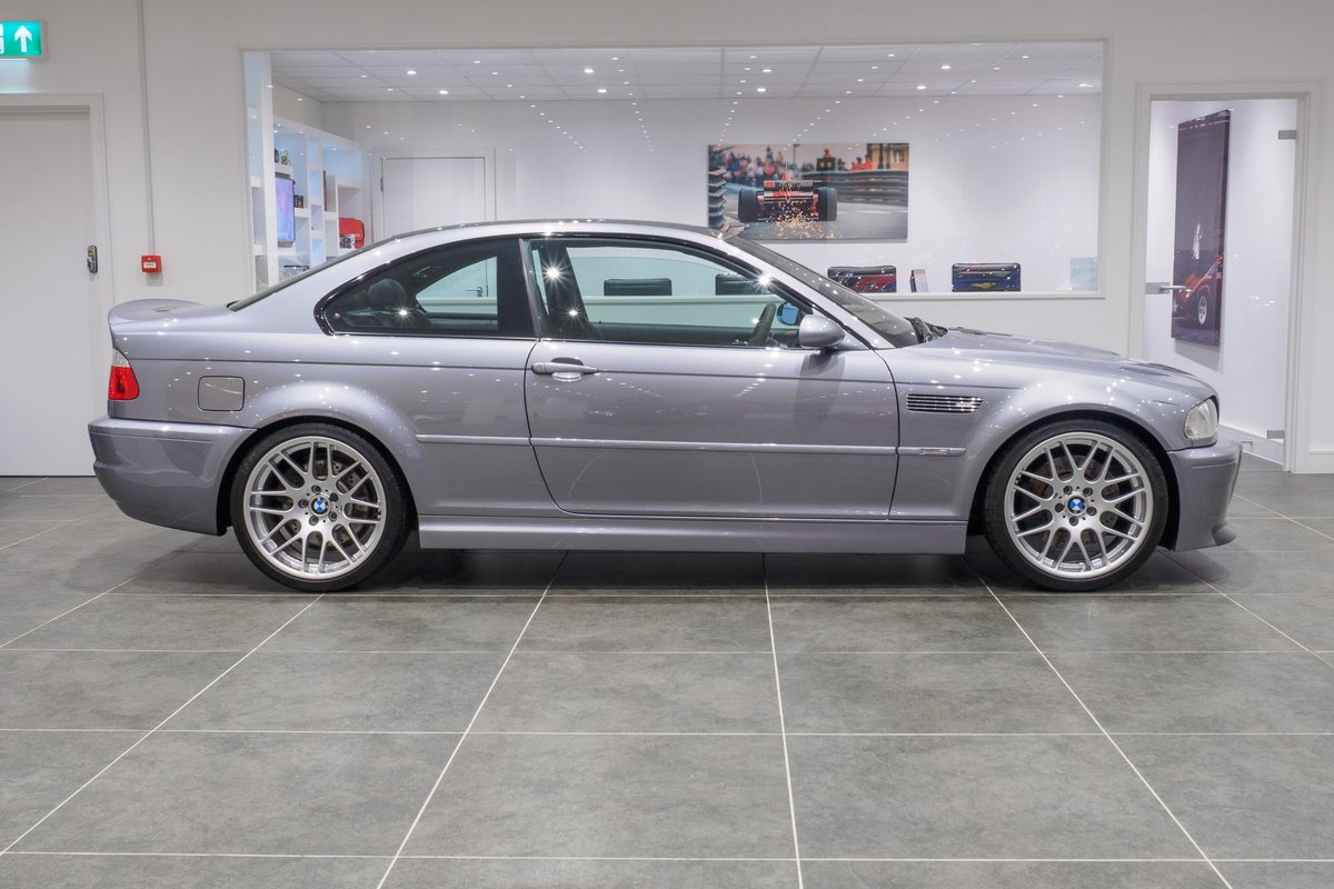 2003 BMW M3 CSL SOLD (picture 2 of 6)
