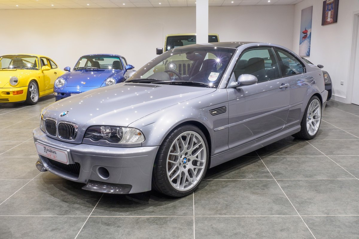2003 BMW M3 CSL SOLD (picture 3 of 6)