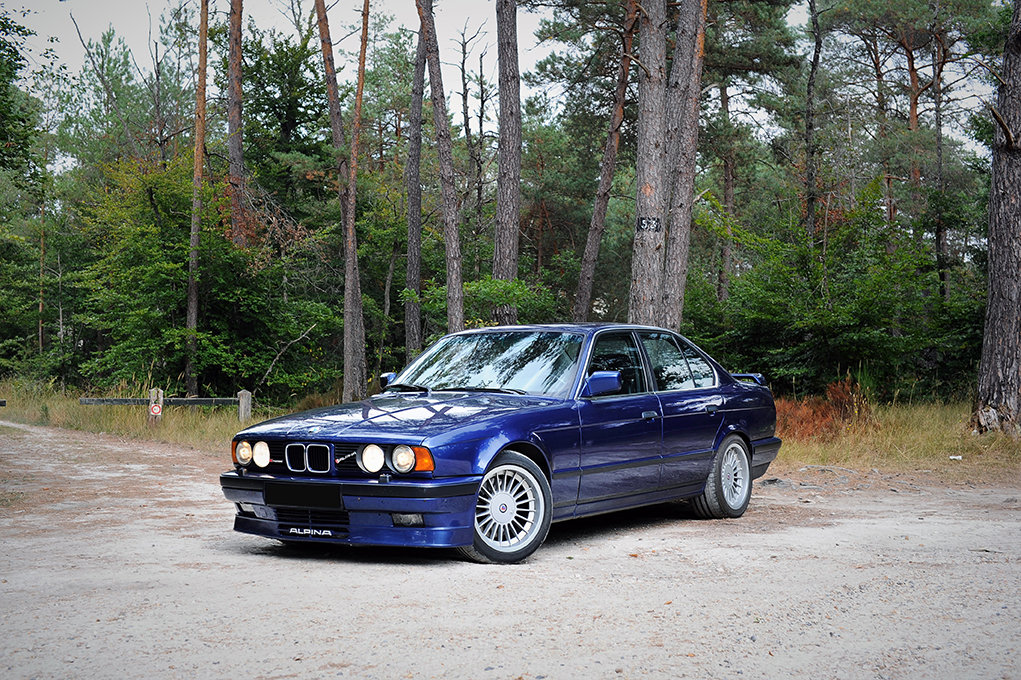 1991 - BMW ALPINA B10 Biturbo N°334/507 For Sale by Auction (picture 1 of 5)