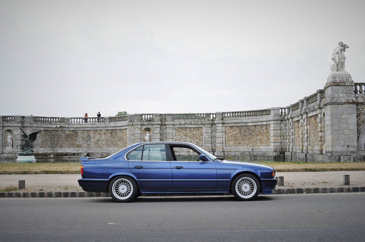 1991 - BMW ALPINA B10 Biturbo N°334/507 For Sale by Auction (picture 3 of 5)