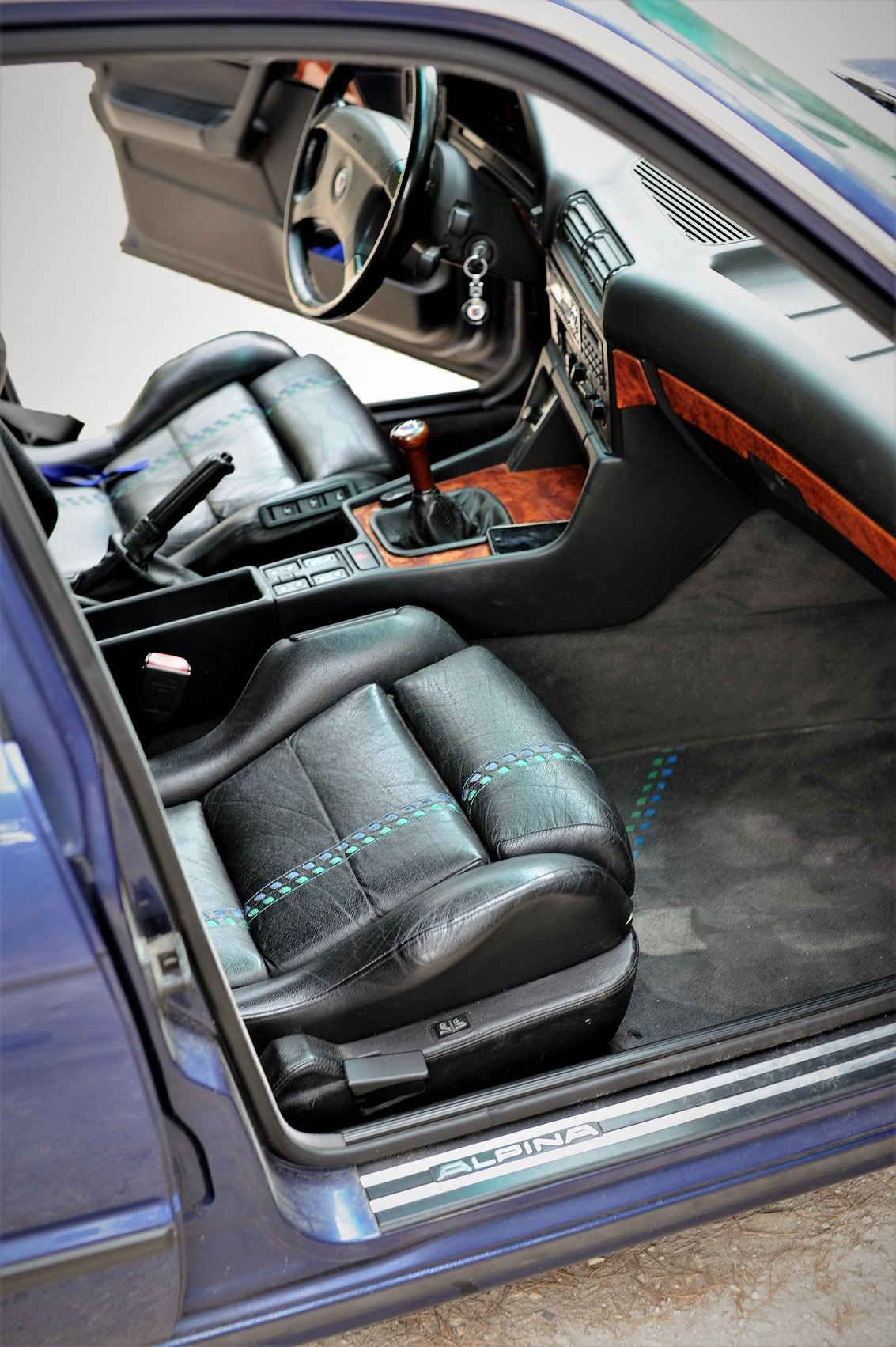 1991 - BMW ALPINA B10 Biturbo N°334/507 For Sale by Auction (picture 4 of 5)