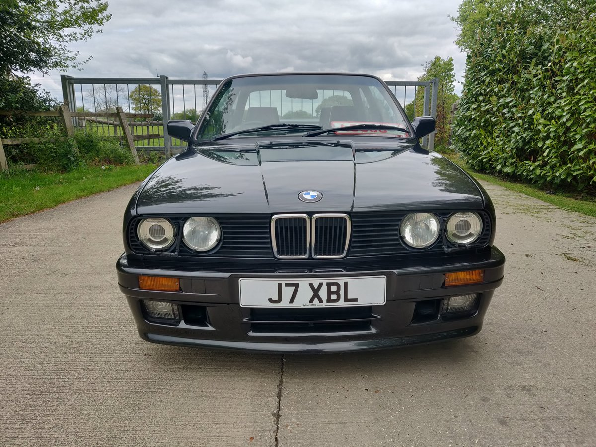 BMW E30 325I SPORT M TECH 2 1991 [J]  For Sale (picture 2 of 6)