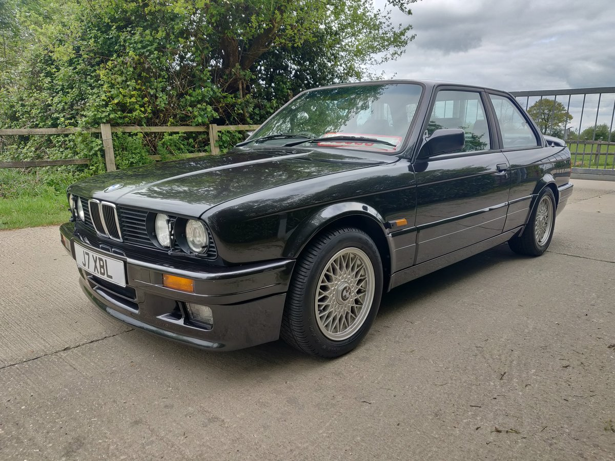 BMW E30 325I SPORT M TECH 2 1991 [J]  For Sale (picture 3 of 6)