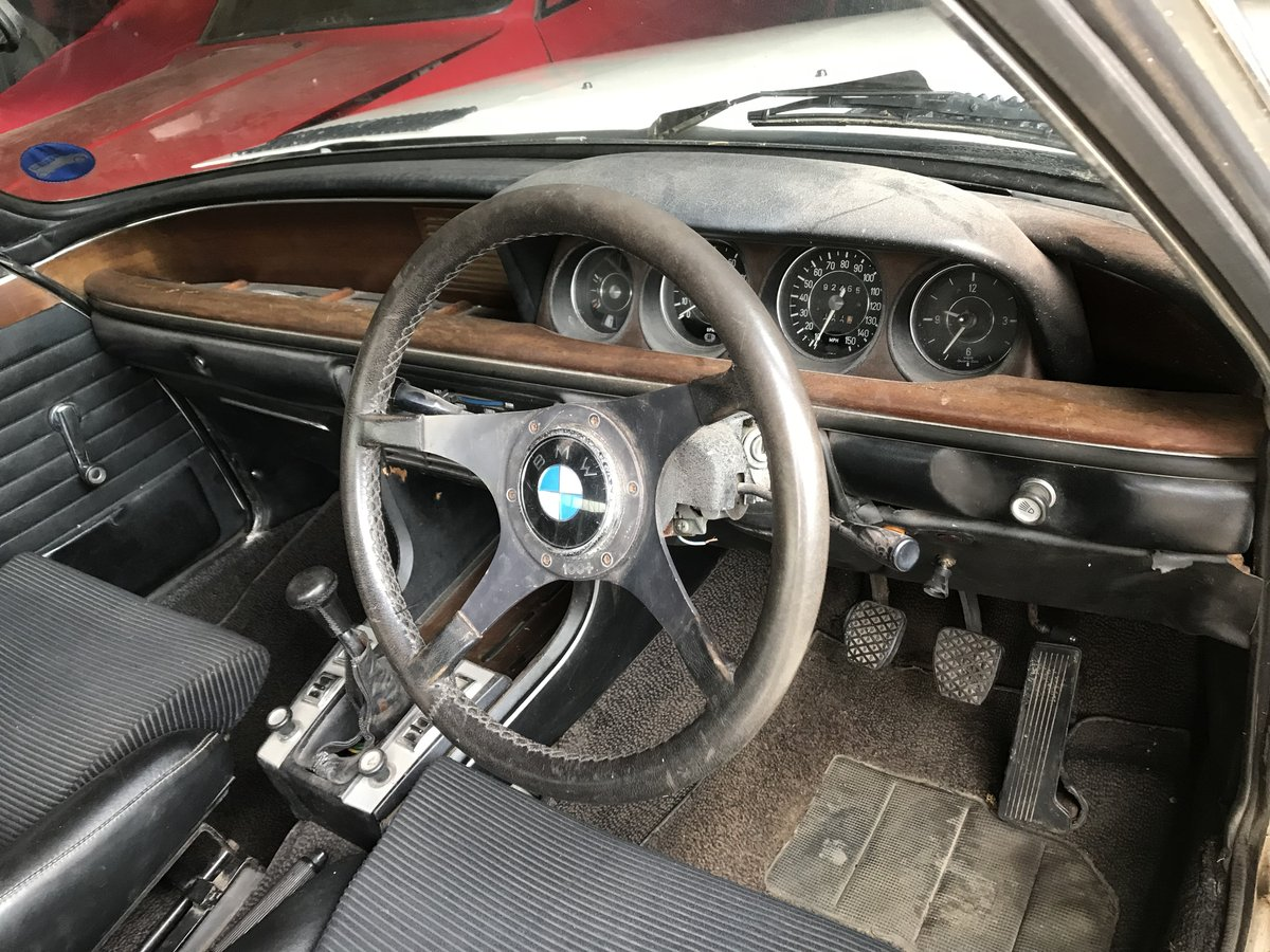 1972 BMW 3.0 CSL For Sale (picture 5 of 6)