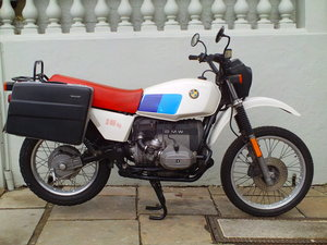 1981 BMW R80/GS SOLD