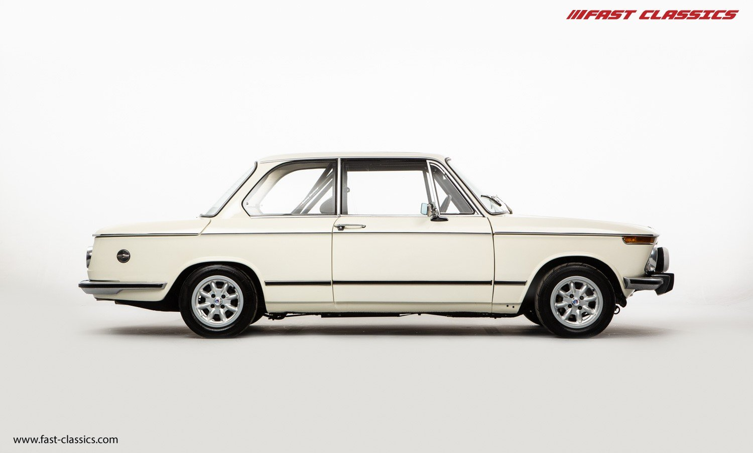 1973 BMW 2002 // FIA GROUP 1 RACE/RALLY SPEC // RESTORED For Sale (picture 1 of 6)