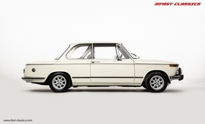 BMW 2002 // FIA GROUP 1 RACE/RALLY SPEC // RESTORED