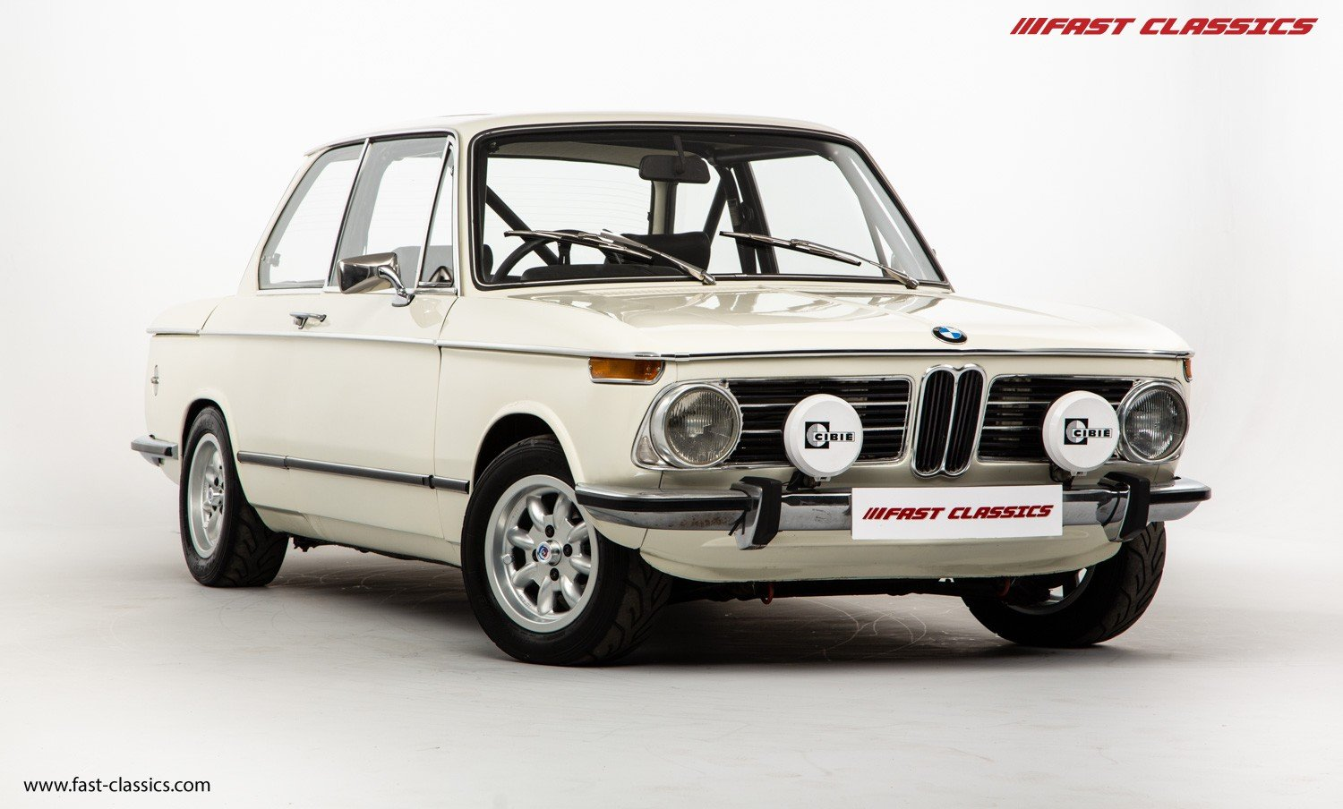 1973 BMW 2002 // FIA GROUP 1 RACE/RALLY SPEC // RESTORED For Sale (picture 2 of 6)