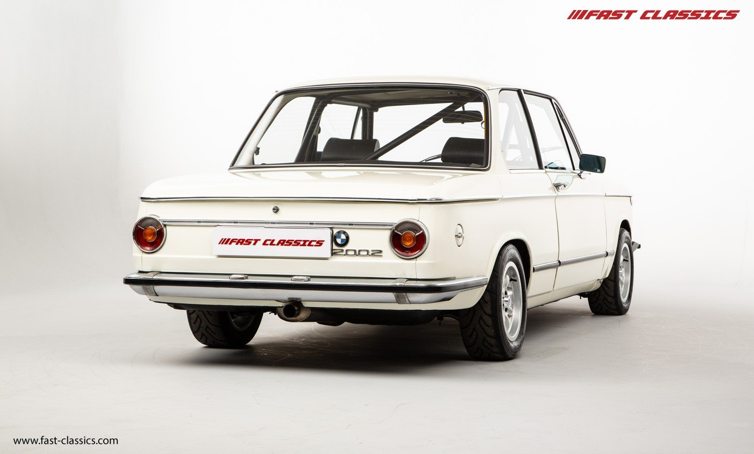 1973 BMW 2002 // FIA GROUP 1 RACE/RALLY SPEC // RESTORED For Sale (picture 3 of 6)