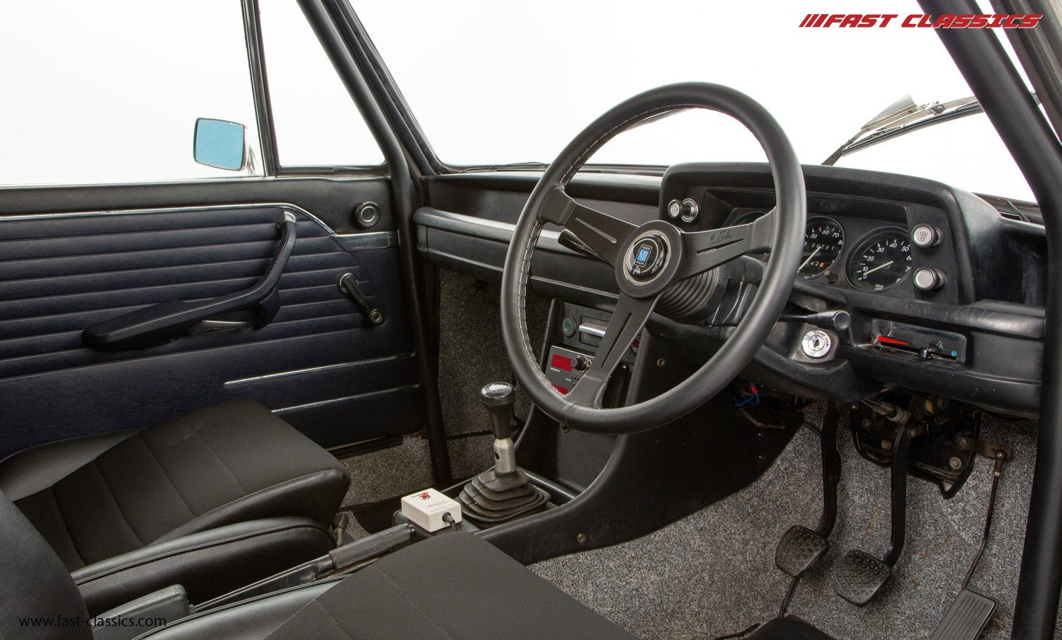 1973 BMW 2002 // FIA GROUP 1 RACE/RALLY SPEC // RESTORED For Sale (picture 4 of 6)