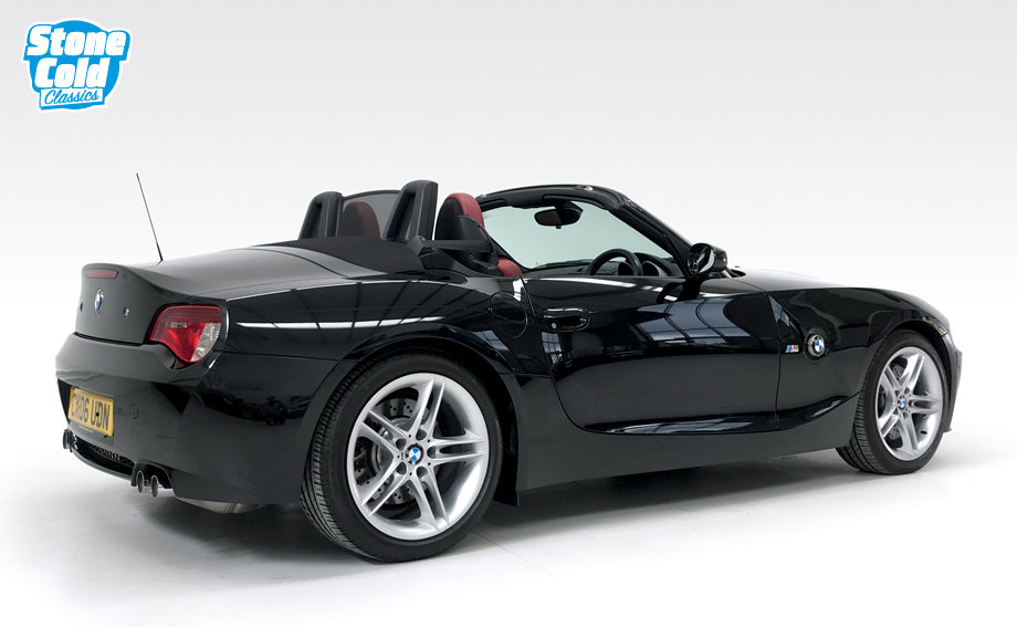 2006 BMW Z4M Roadster SOLD (picture 2 of 6)