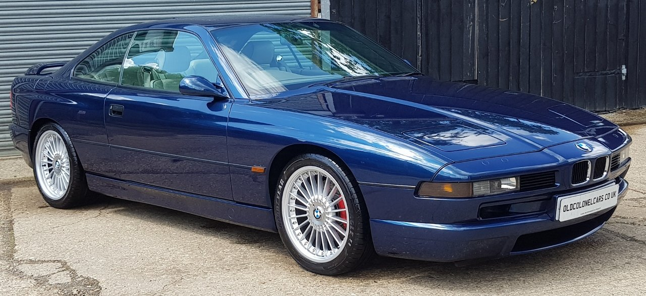 1999 Stunning E31 840 4.4 V8 Sport Individual - Only 79,000 For Sale (picture 1 of 6)