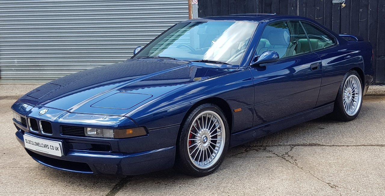 1999 Stunning E31 840 4.4 V8 Sport Individual - Only 79,000 For Sale (picture 2 of 6)
