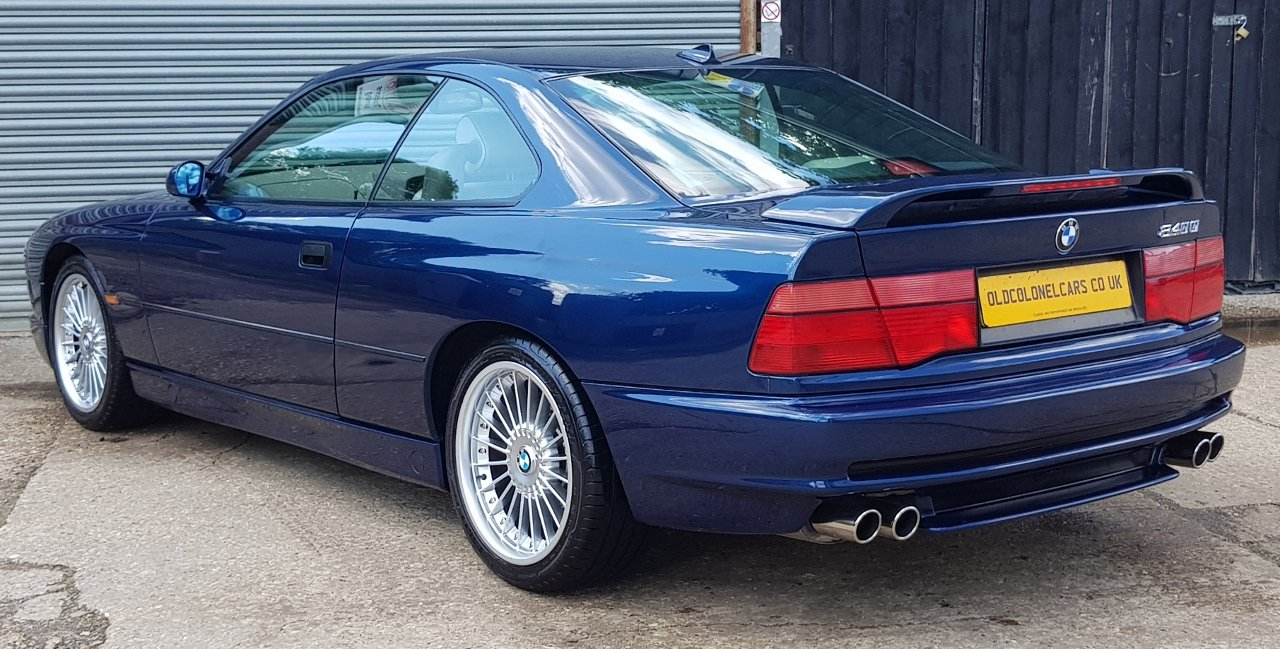 1999 Stunning E31 840 4.4 V8 Sport Individual - Only 79,000 For Sale (picture 3 of 6)