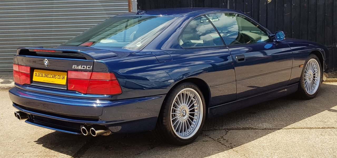1999 Stunning E31 840 4.4 V8 Sport Individual - Only 79,000 For Sale (picture 4 of 6)