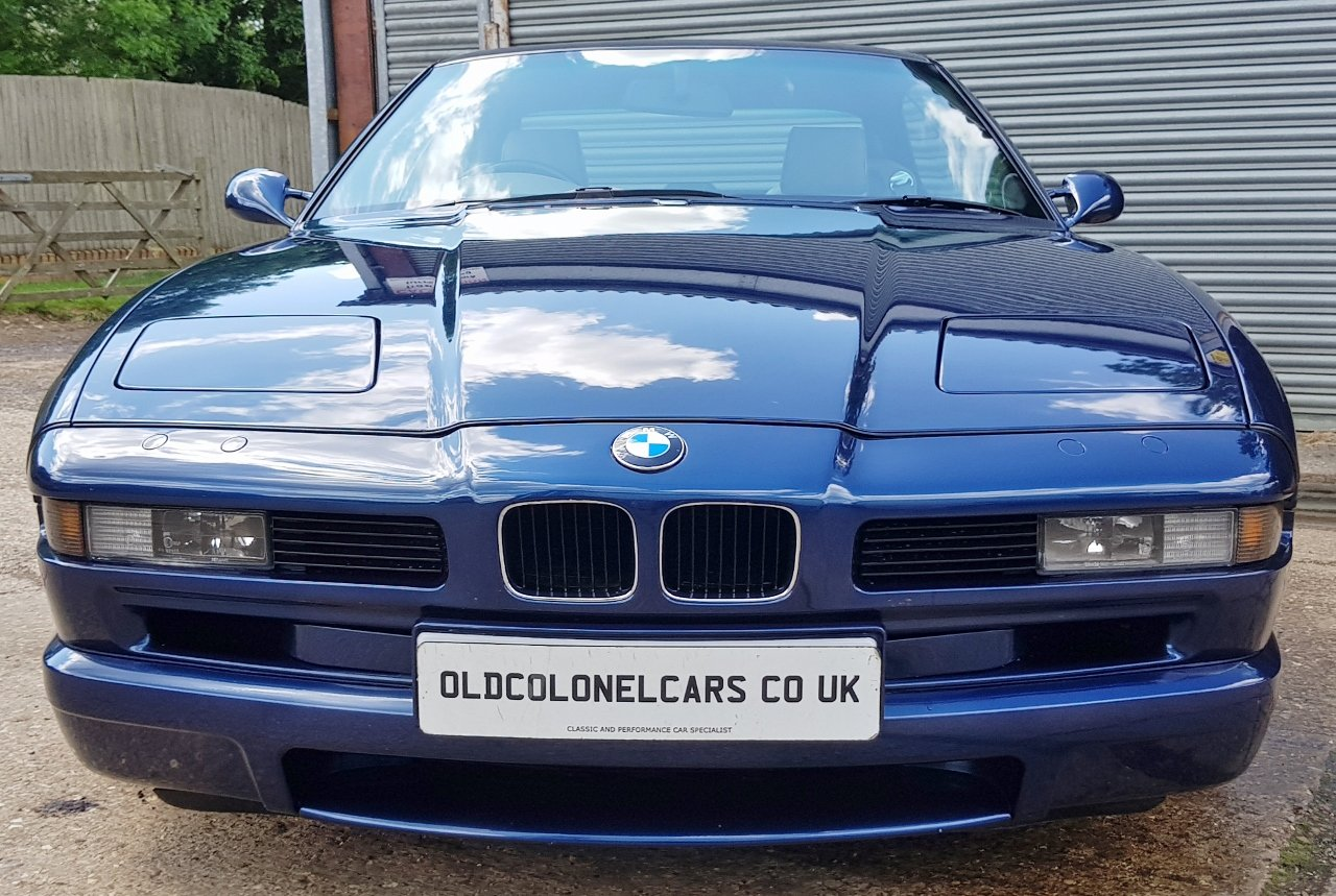 1999 Stunning E31 840 4.4 V8 Sport Individual - Only 79,000 For Sale (picture 5 of 6)