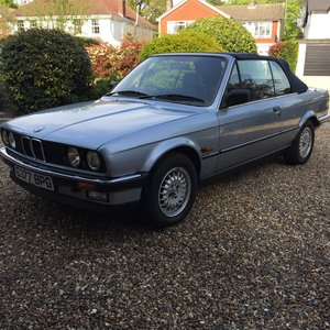 1989 BMW 320i For Sale