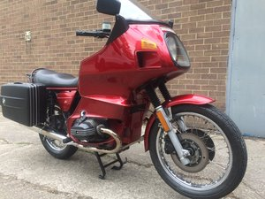 1980 Lovely BMW R100RT SOLD