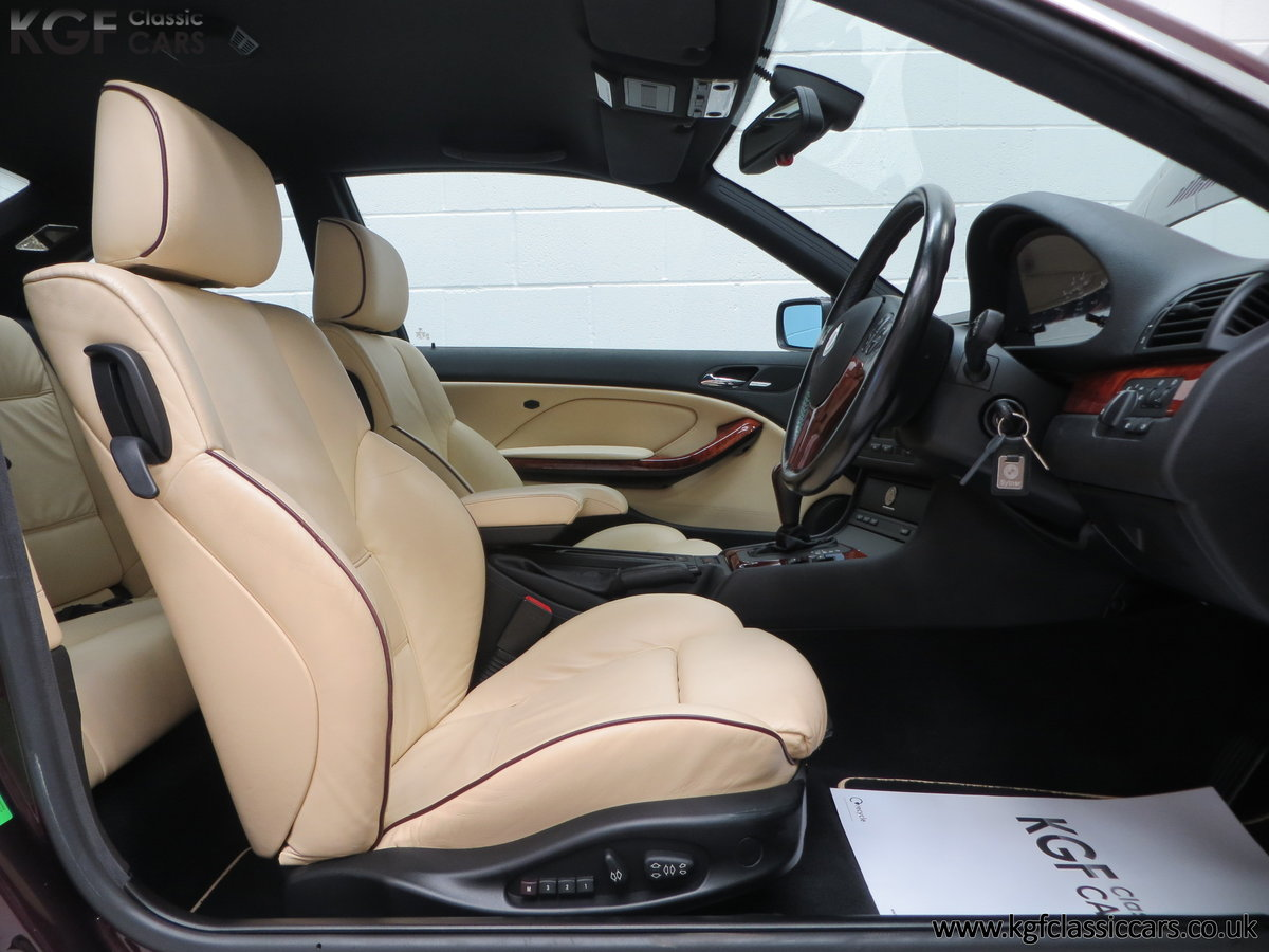 2004 A Very Exclusive BMW E46 Coupe Alpina B3 3.4 S SOLD (picture 6 of 6)