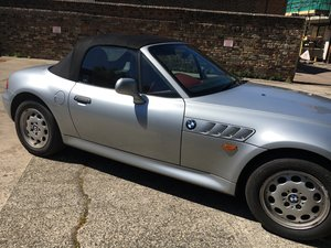1998 For Sale My BMW  1.9 Z3 Roadster For Sale