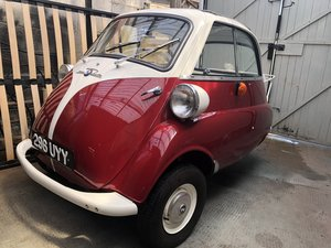 1962 BMW isetta 300 plus For Sale