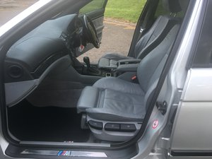 2001 bmw 530 m sport For Sale