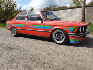 1982 Bmw E21 alpina recreation. Great spec