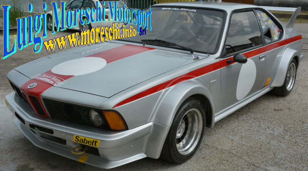 1981 BMW 635 Alpina Turbo B7/2 Gr5 For Sale (picture 1 of 6)
