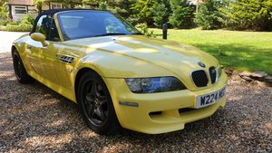 2000 Beautiful Z3M Roadster with low mileage!