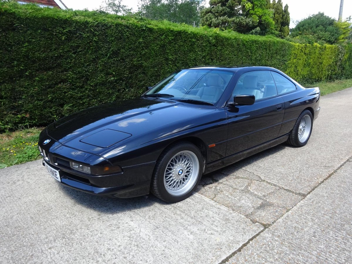 1996 BMW 840Ci - 4.4 Automatic For Sale (picture 1 of 6)