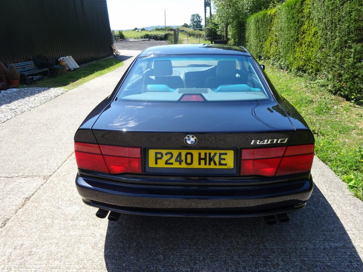 1996 BMW 840Ci - 4.4 Automatic For Sale (picture 3 of 6)